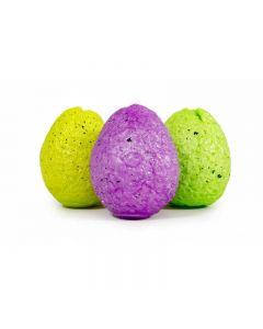 Miękkie jajko z dinozaurem
