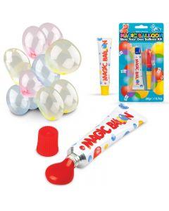 Magiczne balony  w tubce - MAGIC BALLOON