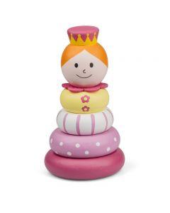 Składana księżniczka z drewna - Princess Stacker