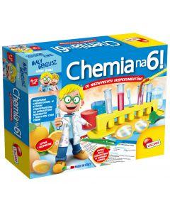 Mały Geniusz Nauki ścisłe Chemia na 6!