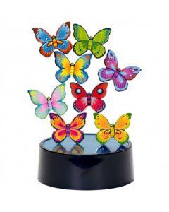 Magnetyczna Rzeźba - motyle