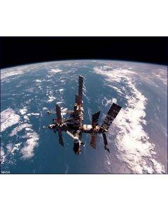 Newton w Kosmosie / Projekt