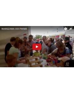 XIX Piknik Naukowy w Warszawie 2015