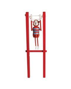 Małpka Akrobatka - Wooden Acrobatic Monkey/TOBAR